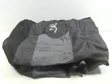 Browning Bench Seat Cover, Heather Black Bench-Seat Cover