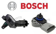 Volvo Turbo Boost Pressure Sensor in Intercooler+Fuel Pressure Sensor Bosch