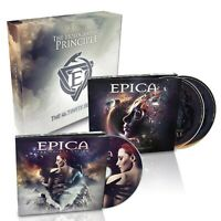 EPICA - THE SOLACE SYSTEM  3 CD NEU