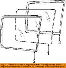 Dodge CHRYSLER OEM 84-94 B250 Side Sliding Door-Weatherstrip Seal 4498170