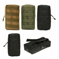 Outdoor Tactical Molle Pouch Waist Pack Bag Military Hiking EDC Phone Pocket
