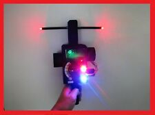 Ghostbusters Ghost RGB PKE METER Movie Film Prop W/ Lights Goes great with Trap