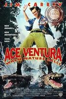 NEW ACE VENTURA WHEN NATURE CALLS MOVIE ART ORIGINAL CINEMA PRINT PREMIUM POSTER