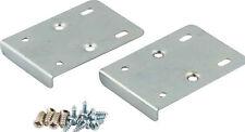 Hinge Hole repair plate pack of 2, Kitchen, bedroom unit hinge repair zinc