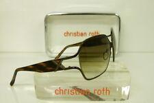 Lunettes De Soleil Originales CHRISTIAN ROTH Titan CR 14300 BR
