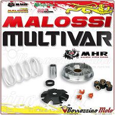 MALOSSI 518752 VARIATEUR VARIO MULTIVAR MHR PEUGEOT SPEEDAKE 50 2T