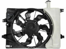 For 2015-2016 Kia Forte Koup Auxiliary Fan Assembly Dorman 95849XV 2.0L 4 Cyl