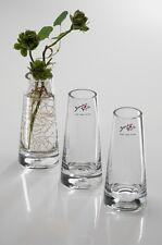"SANDRA RICH, Tischvase, Glas Vase ""SOLO mini vase H12,5cm/Ø3,5cm"" Art.:865-12-99"