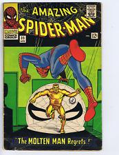 Amazing Spider-Man #35 Marvel 1966