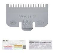 "1/16"" Wahl Professional Color-coded Clipper Guide Attachment Comb 1.5mm 1/2"