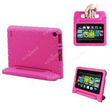 Kids Shockproof Eva Stand Case Cover for Pad Kindle Fire 7 Inch 5th Gen Tablet Rose