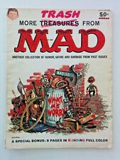 *More Trash From Mad 1-3 (Guide price $131) VG/FN condition lot