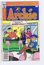 Archie #288 Archie Pub 1980