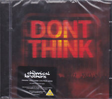 CD ♫ + Dvd Box Set «THE CHEMICAL BROTHERS ♪ DON'T THINK ♪ LIVE FROM JAPAN» nuovo