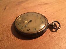Very Rare GROSVENOR Pocket watch - Reloj de bolsillo - Acero Steel