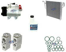 A/C Compressor & Condenser Kit Fits Nissan Armada Titan Infiniti QX56 OEM 67641