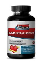Lower Blood Sugar - Blood Sugar Support 620mg - Energy Boosting Supplements 1B