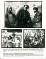 Danny Glover Beloved Signed Autograph Original Press Movie Still Photo