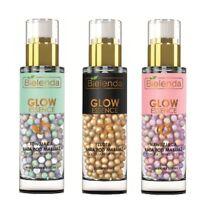 Make Up Primer Glow Essence Pearl Gel Base Bielenda 30g