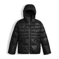 THE NORTH FACE MOONDOGGY 2, 550 DOWN HOODIE JACKET BLACK XL GIRL'S