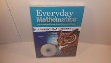 Everyday Mathematics Journal 1 + 2 Grade 5 Unviseriy of Chicago *New Sealed*