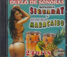 Sonora Siguaray y Sonora Maracaibo Duelo de Sonoras CD New Nuevo sealed