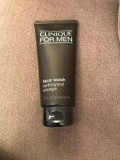 Clinique For Men Face Wash - 200ml - Brand New & Sealed