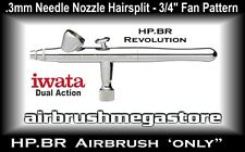 Iwata Revolution Airbrush HP.BR .3mm ( Airbrush Only ) + Free Insured Post