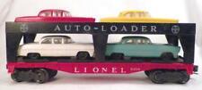 Lionel Evans Auto-Loader No. 6414 Postwar with 4 Cars Train Accessory Vintage