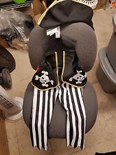 Gymboree Pirate outfit 4T-5T BRAND NEW WITH TAGS Halloween Costume Kids