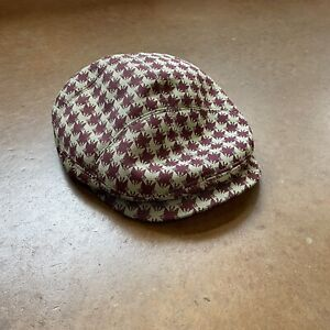 Needles Hunting Cap Houndstooth