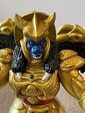 "1993 Power Rangers Goldar Space Aliens 8"" Bandai Action Figure"