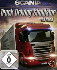 Scania truck driving simulator the game allemand d'occasion très bon état