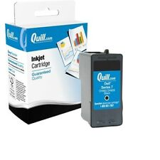 Quill Remanufactured High Yield Inkjet Cartridge Dell CH883 DH828 Black(LOK-306)
