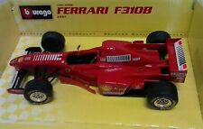 BURAGO 1:24 AUTO DIE CAST FERRARI F310B 1997  SCHUMACHER MADE IN ITALY  ART 6502