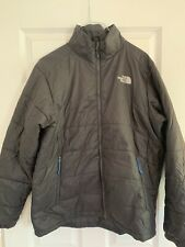 Men's North Face Jacket Large Dark Gray
