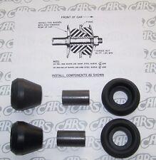 1969-1970 Buick Brake Reaction Rod Bushing Kit   Strut Rod Kit   Free Shipping