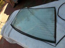 107R 350 450 380 560 SL REAR HARDTOP WINDOW GLASS SEKURIT OEM MERCEDES