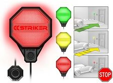 Garage Parking Sensor Car Aid UltraSonic Adjustable Range Green Yellow Red Light