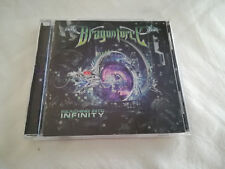"""DRAGONFORCE  """"REACHING INTO INFINITY""""    CD 2017"""