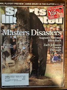 Sports Illustrated April 16, 2007 - Tiger Woods