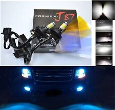 LED Kit G5 80W 9008 H13 10000K Blue Head Light Two Bulbs High Low Plug Play JDM