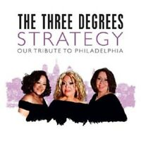 THE THREE DEGREES - STRATEGY-OUR TRIBUTE TO PHILADELPHIA  CD NEU