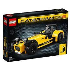 LEGO® Ideas 21307 Caterham Seven 620R NEU OVP NEW MISB NRFB