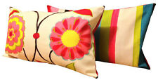 Set of 2 Vibrant Prestigious Textiles Cushion Covers