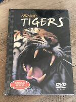 Swamp Tigers Natural Killers Predators Close Up New/Sealed DVD