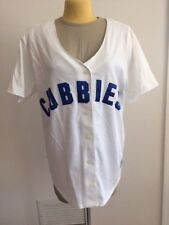 MLB Cubs Chicago Victoria's Secret PINK Cubbies Jersey Don't Hate On 08 M WH NWT
