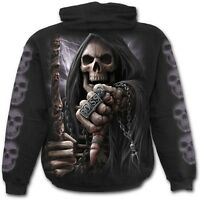 Spiral Direct BOSS REAPER - Hoodie Metal/Rock/Skulls/Bones/Death/Biker/Reaper