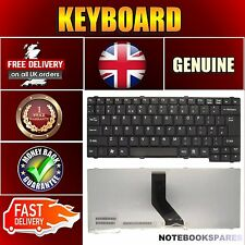 L30-134 L30-140 TOSHIBA SATELLITE PRO Keyboard UK Matte Black No Frame Screws