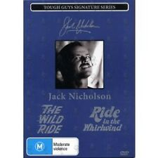 Tough Guys Signature Series Jack Nicholson Wild Ride/Ride the Whirlwind 2DVD SET